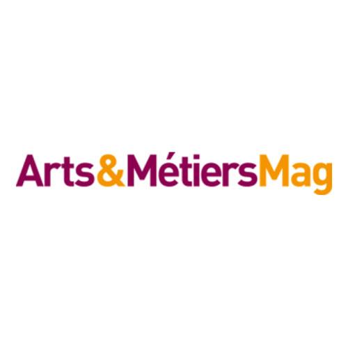 Logo art et metiers mag