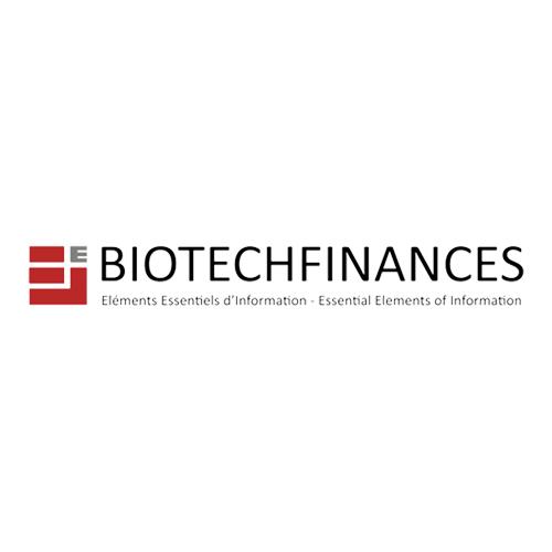 logo biotechfinances