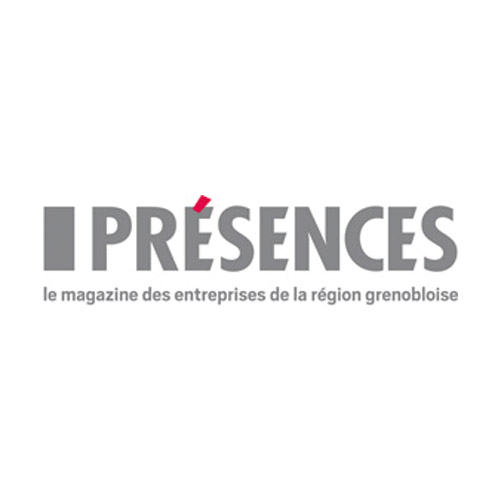 Logo magazine Présence