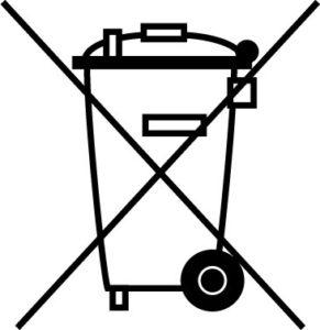 gestion des déchets d'équipements électriques et électroniques (DEEE)