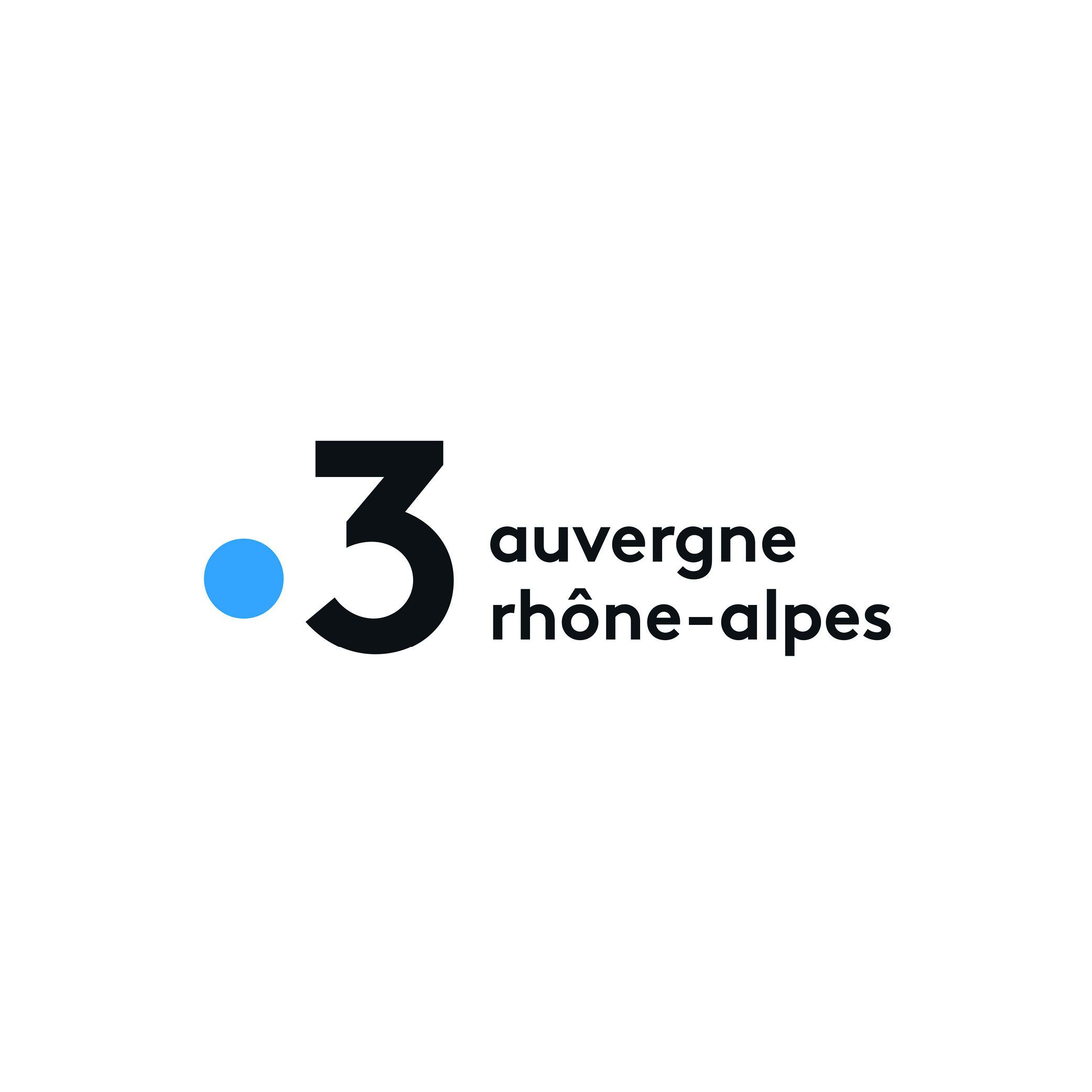 Logo France 3 Région Rhône-Alpes