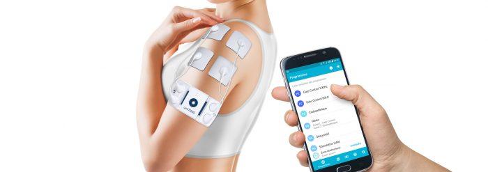 L'application actiTENS et dispositif sur bras