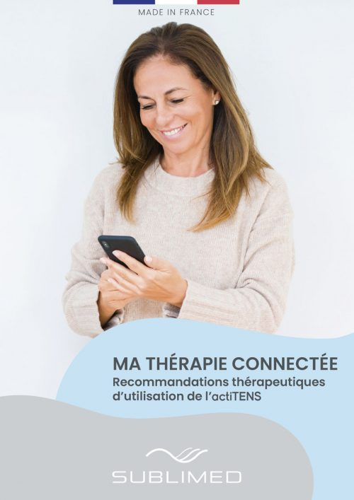 Guide de prescription actiTENS : les recommandations thérapeutiques d'utilisation de l'actiTENS